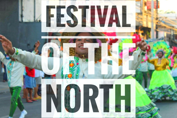 The Festival of the North in Dagupan City started years ago. I have been attending the said festival to watch dancers from neighboring towns and cities in North Luzon.