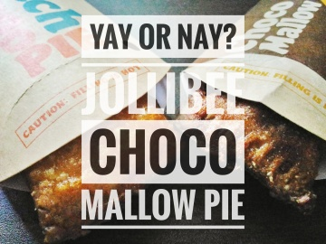 The Jollibee Choco Mallow Pie is back! Weeks before this desert was relaunched, people talked about their most favorite Jollibee meals. Read my thoughts about it.